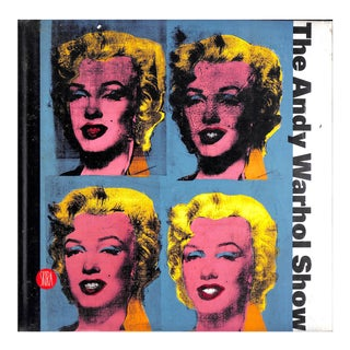 """""""The Andy Warhol Show"""" Book"""