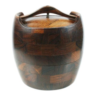 Jens Quistgaard for Richard Nissen Rosewood Humidor For Sale