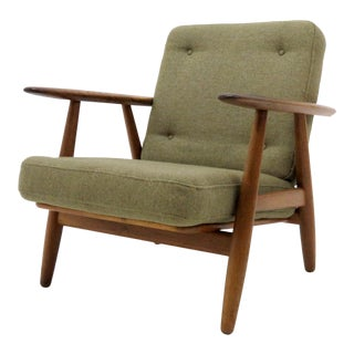 Hans Wegner Lounge Chair For Sale
