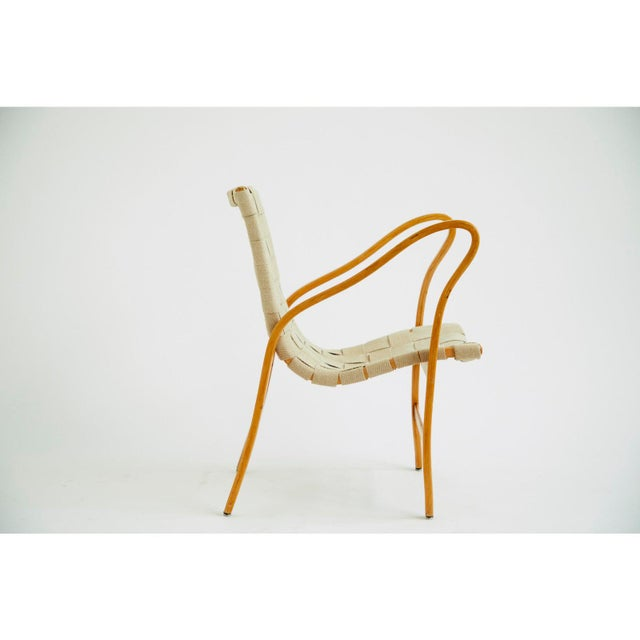Mid-Century Modern Torparen Easy Chair by Gustaf Axel Berg For Sale - Image 3 of 6