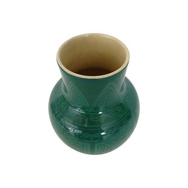 Japanese Satsuma Kinkozan Vase - Image 2 of 4