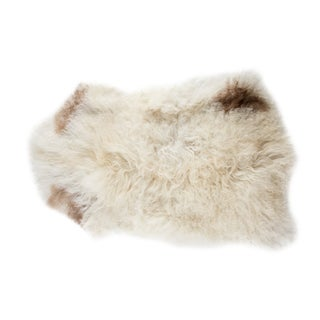 Hand-Tanned Sheepskin Pelt