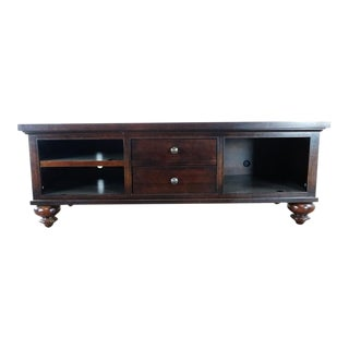 Restoration Hardware Media Console For Sale