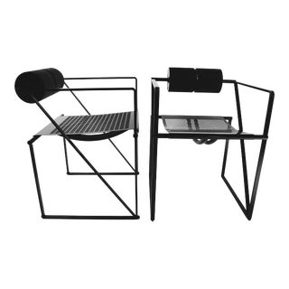 Mario Botta Seconda Chairs - Set of 2 For Sale