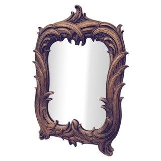 Vintage Baroque Style Ornate Mirror