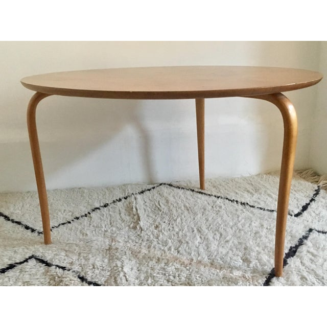 Bruno Mathsson Mid-Century Modern Annika Coffee Table - Image 6 of 7