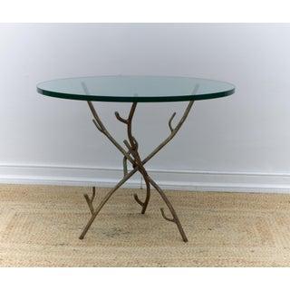 Faux Bois Branch Form Cocktail Table Preview