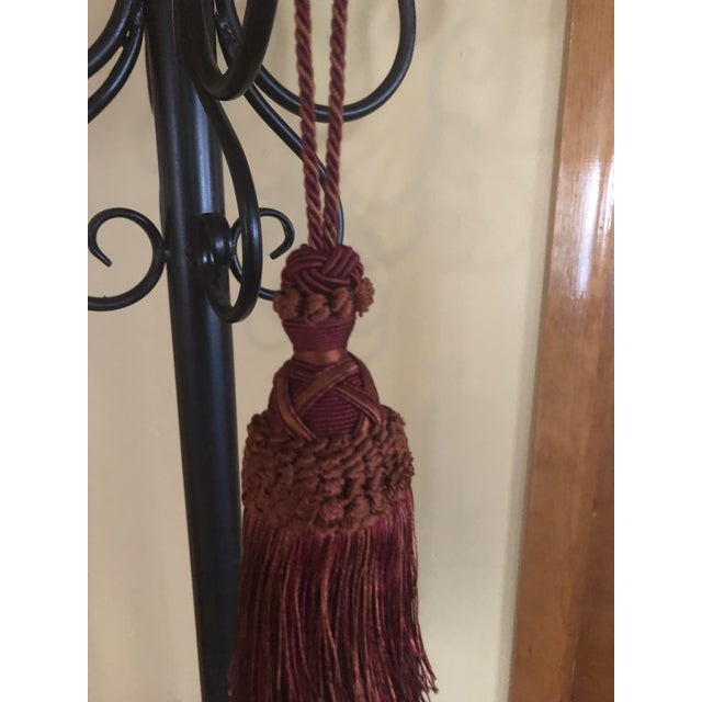 Traditional Samuel & Sons Key Tassel For Sale - Image 3 of 4