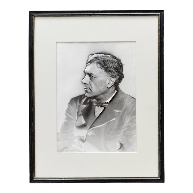 Man Ray Photography of Georges Braque - Image 1 of 5