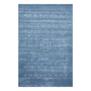 Simi, Hand-Knotted Area Rug - 6 X 9 For Sale