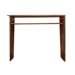 Contemporary City Joinery Hovering Console For Sale