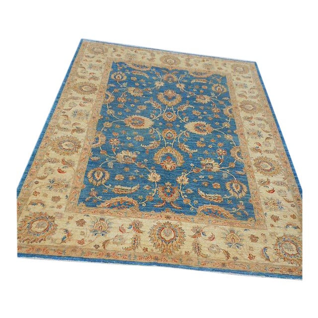 Oushak Design Hand Woven Oriental Rug - 8' X 11' - Image 1 of 11