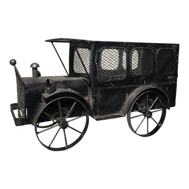Antique Metal Car Model - Image 1 of 8