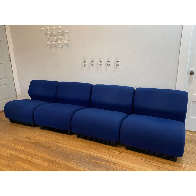 1970s Vintage Don Chadwick for Herman Miller Modular Sectional For Sale - Image 13 of 13