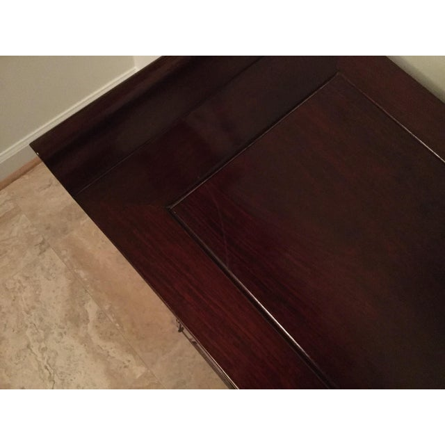 Solid Rosewood Sideboard - Image 5 of 5
