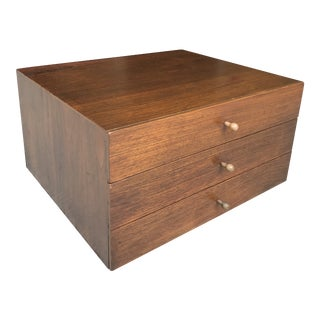 Arthur Umanoff Small Chest Jewelry Box For Sale