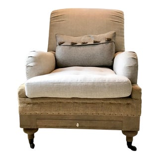 Restoration Hardware Deconstruction Chair For Sale