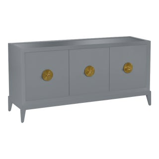 Casa Cosima Hayes Sideboard, Dior Gray For Sale