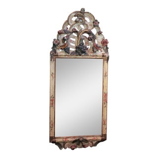 18th Century French Provincial Mirror For Sale