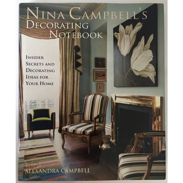 Nina Campbell's Decorating Notebook-2004 For Sale - Image 10 of 10