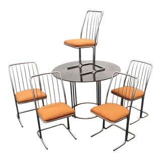 Vintage Daystrom Dining Set - 6 Pieces For Sale