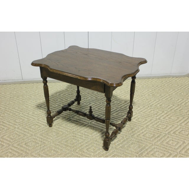 Wood 19th Century French Side Table For Sale - Image 7 of 7