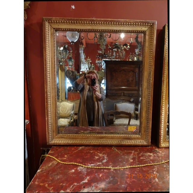 19th Century French Mirror For Sale - Image 10 of 12