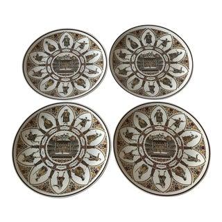 Wedgwood Shakespeare Plates - Set of 4