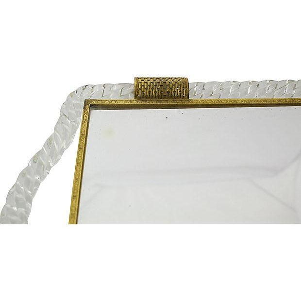 Italian Glass Vanity Tray - Image 5 of 6