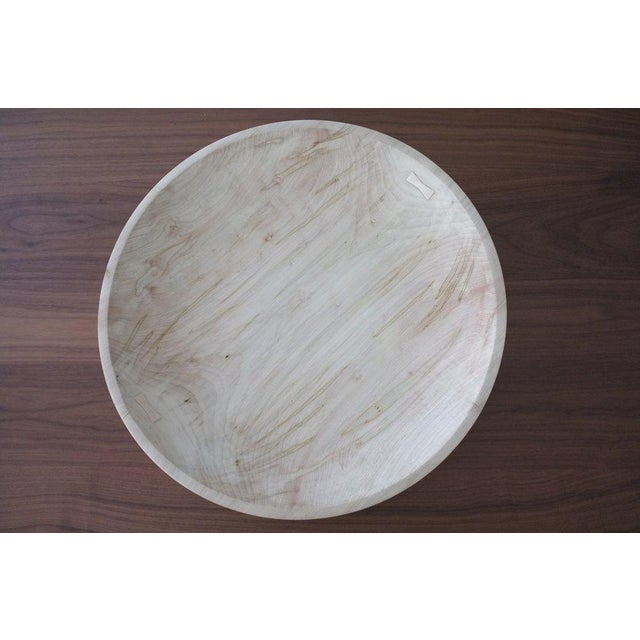 Not Yet Made - Made To Order Large Maple Bowls by Blackcreek Mercantile Trading & Co. For Sale - Image 5 of 5