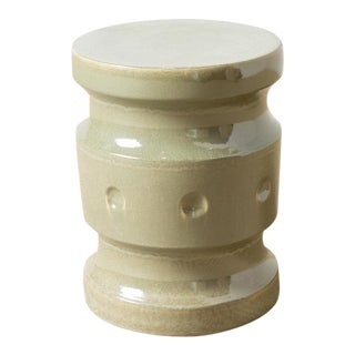 Spindle Garden Stool For Sale