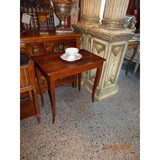 19th Century French Side Table For Sale - Image 11 of 12