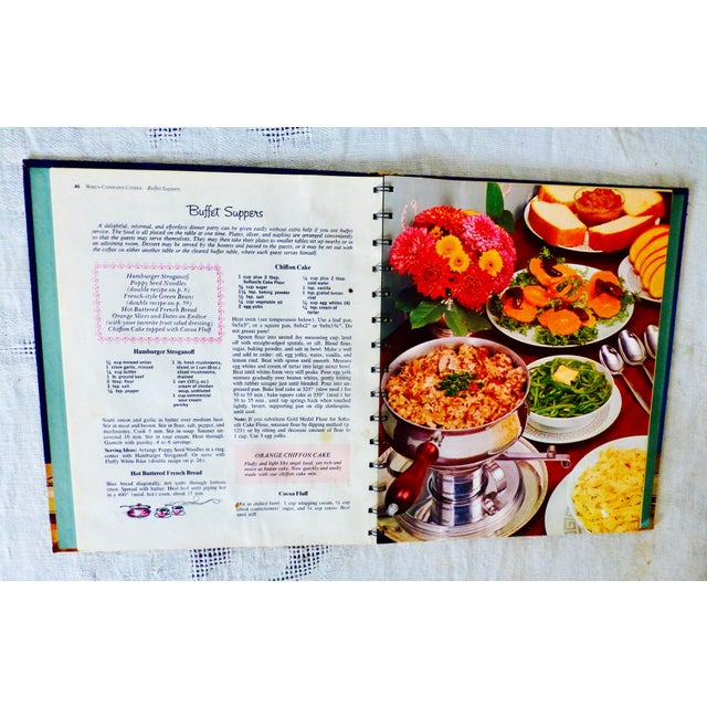 Vintage Betty Crocker Cookbooks - Set of 3 For Sale In Los Angeles - Image 6 of 11