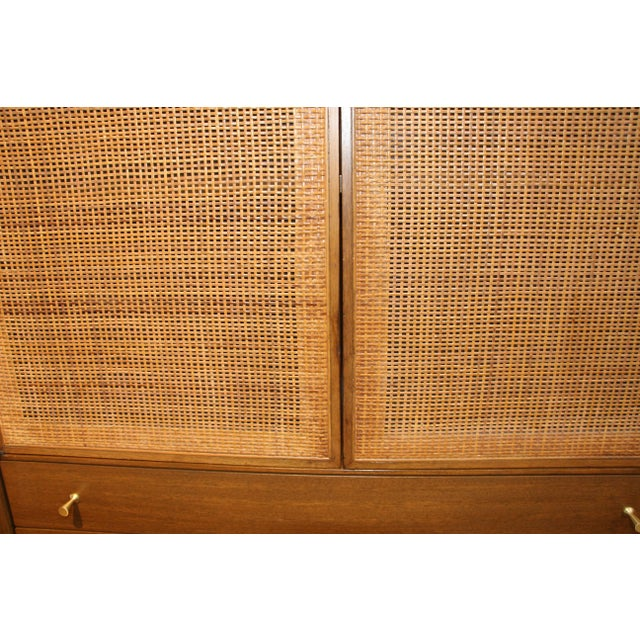 Paul McCobb for Calvin Credenza Sideboard With Bar Top For Sale - Image 9 of 11