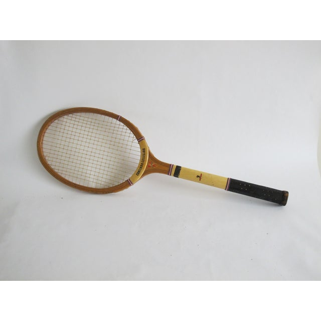 Cortland Collegian Tennis Racquet - Image 3 of 6