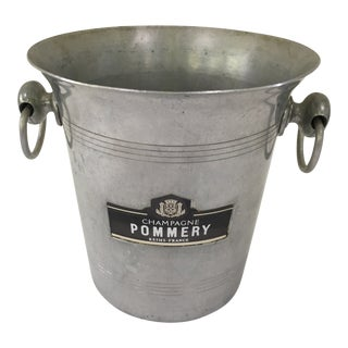 Vintage French Champagne Bucket For Sale
