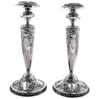 Gorham Candlesticks - a Pair For Sale