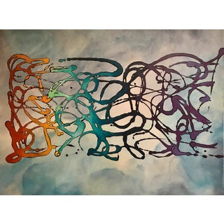 Original Abstract Painting For Sale