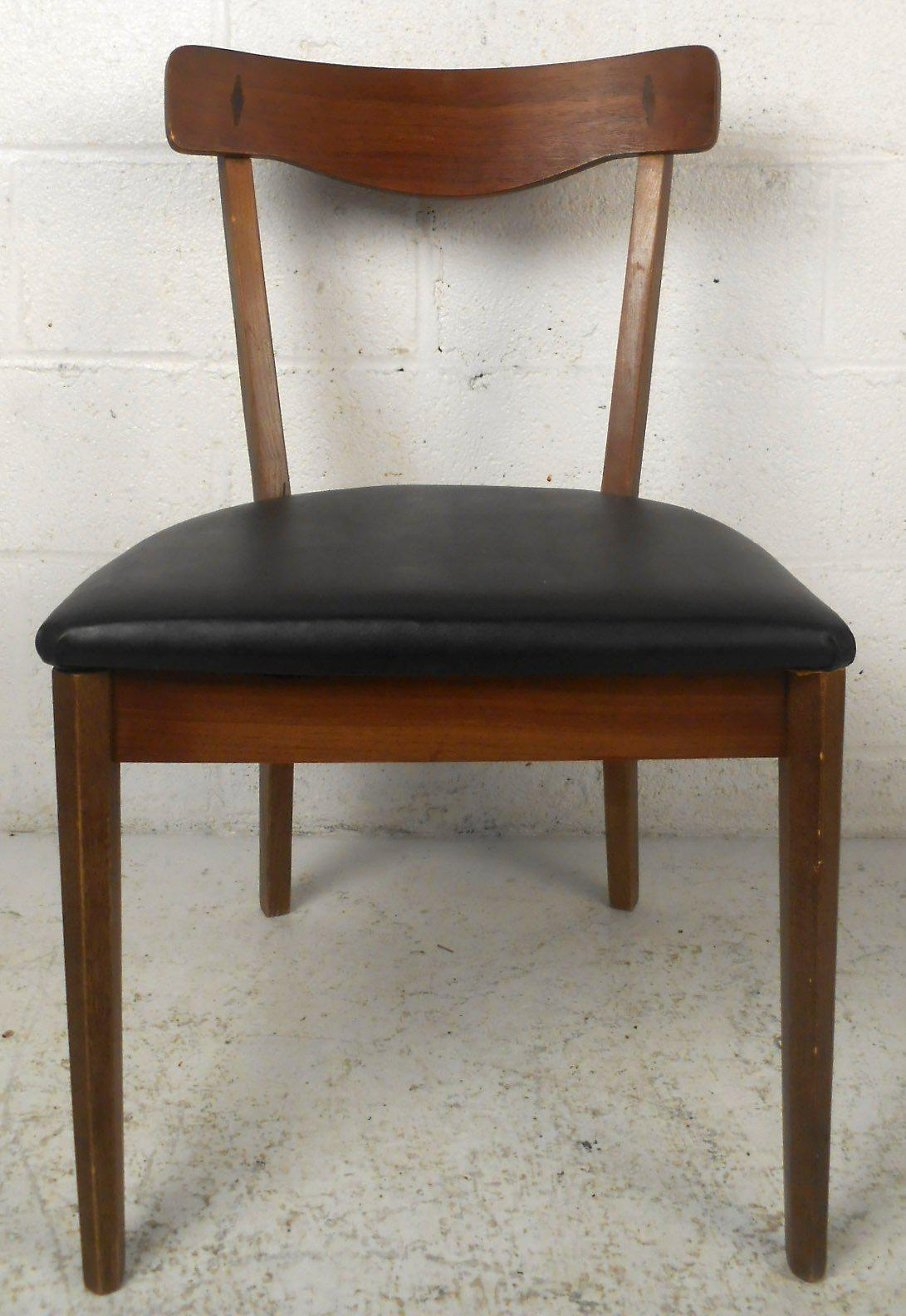 American Of Martinsville Mid Century Matching Desk Chair Chairish