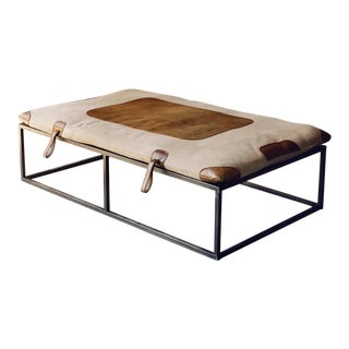 Gym Mat Coffee Table For Sale