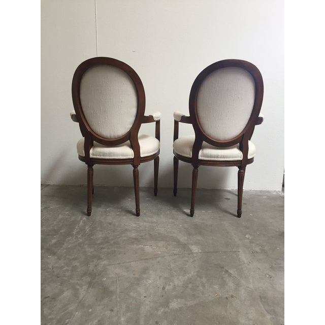 Louis XVI Style Dining Chairs- Set of 6 - Image 11 of 11