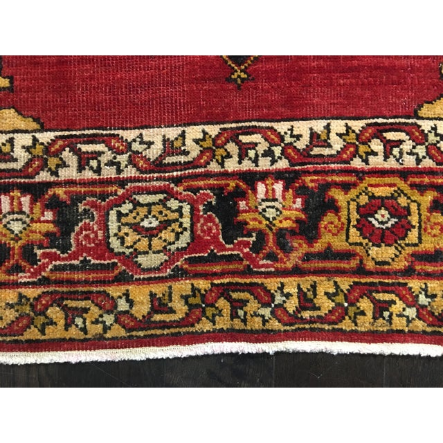 Turkish Oushak Runner - 5' x 13' - Image 3 of 10