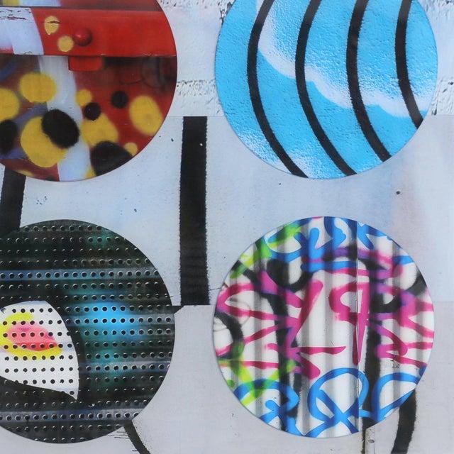 "2010s ""Twister #17"" Original Artwork by Nicola Katsikis For Sale - Image 5 of 10"