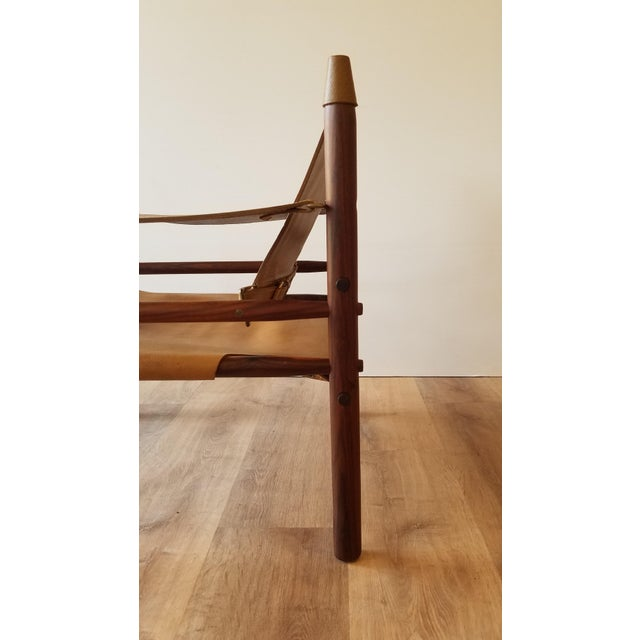Vintage Sirocco Chair by Arne Norell For Sale - Image 10 of 13