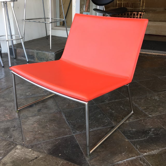 Chalk Chair by CB2 - Image 2 of 8