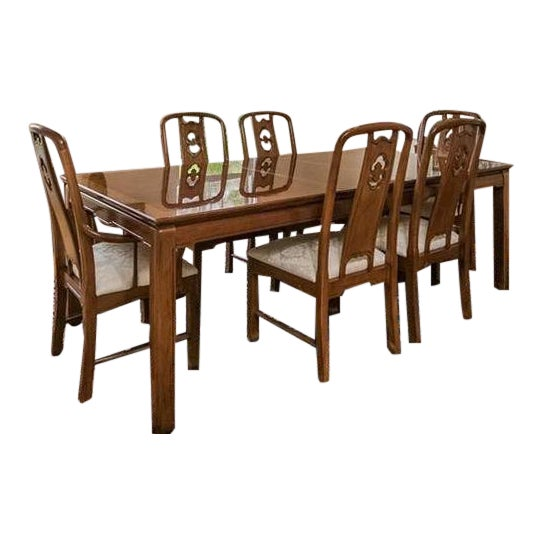 Thomasville Mystique Dining Room Set For Sale