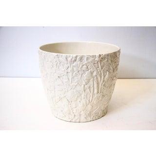 Italian Porcelain Flower Pot Preview