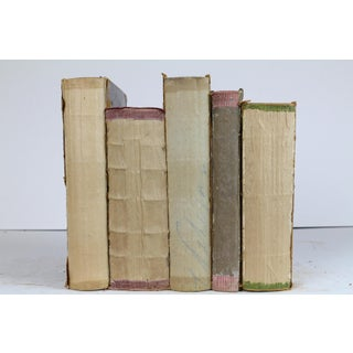 Deconstructed Antique Books - Set of 5 Preview