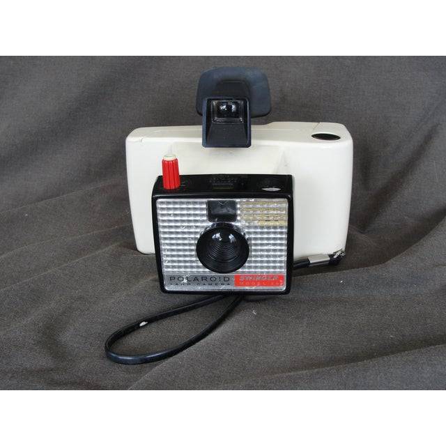 Instant Polaroid Swinger Model 20 Land Camera - Image 2 of 7