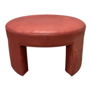 Century Furniture Durant Small Ottoman For Sale